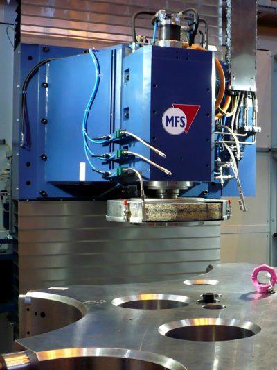 MFS Maschinenbau Maschine